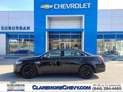 2018 Ford Taurus for sale at Suburban Chevrolet in Claremore OK