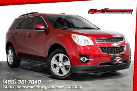 2013 Chevrolet Equinox for sale at EXTREME SPORTCARS INC in Carrollton TX