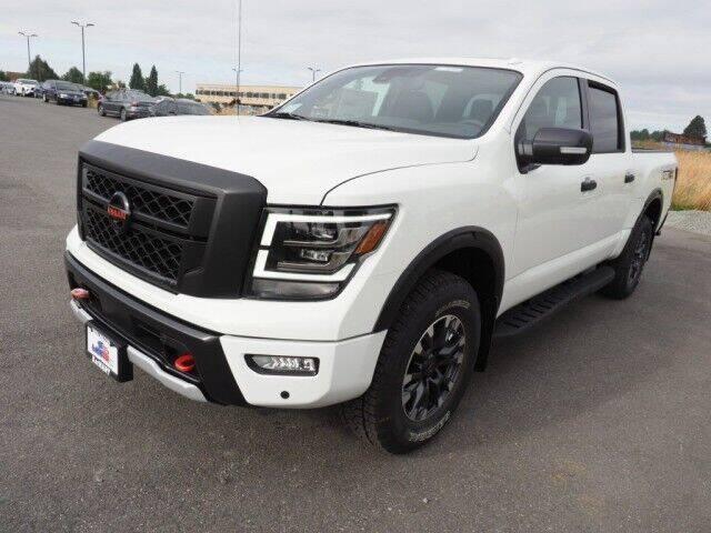 2021 Nissan Titan for sale in Burlington, WA