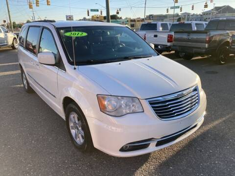 2012 Chrysler Town and Country for sale at Sell Your Car Today in Fayetteville NC