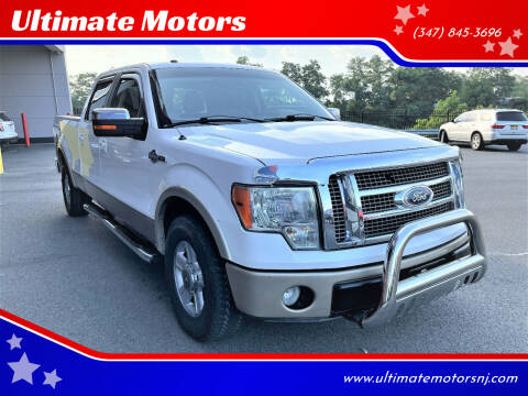 2010 Ford F-150 for sale at Ultimate Motors in Port Monmouth NJ