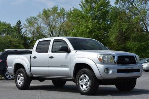 2005 Toyota Tacoma for sale at GREENPORT AUTO in Hudson NY