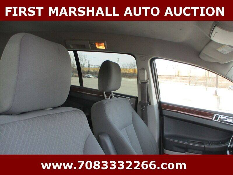 2007 Chrysler Pacifica Touring 4dr Crossover - Harvey IL