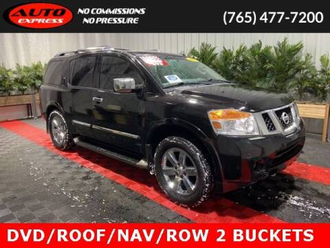 2013 Nissan Armada for sale at Auto Express in Lafayette IN