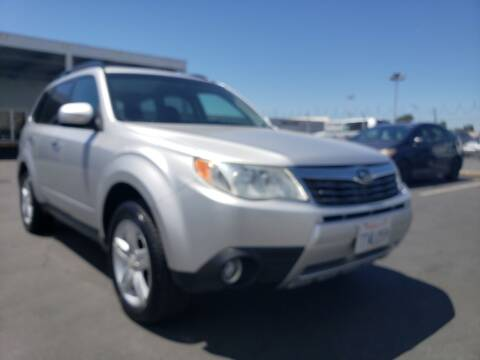 2010 Subaru Forester for sale at Express Auto Sales in Sacramento CA