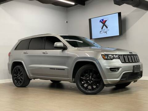 2018 Jeep Grand Cherokee for sale at TX Auto Group in Houston TX