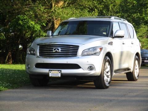 2014 Infiniti QX80 for sale at Loudoun Used Cars in Leesburg VA