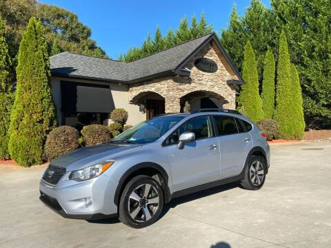 2014 Subaru XV Crosstrek for sale at Hoyle Auto Sales in Taylorsville NC