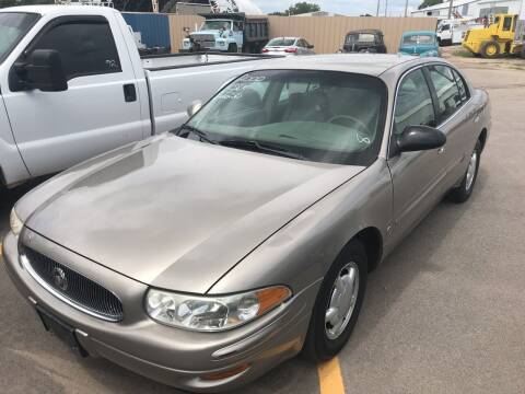 2000 Buick LeSabre for sale at Discount Auto Sales in Wichita KS