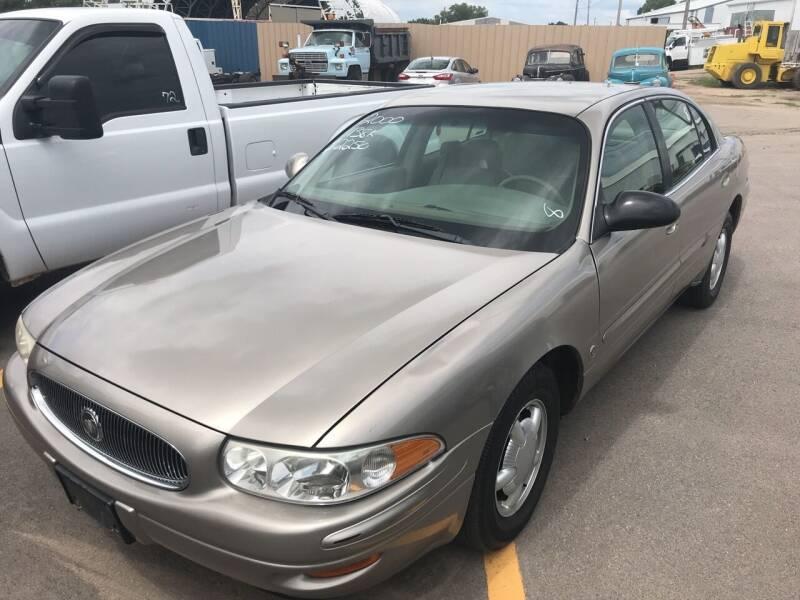 2000 Buick LeSabre for sale at Discount Auto Sales in Wichita KS