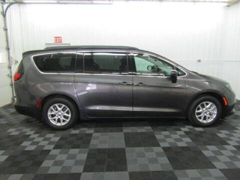 2021 Chrysler Voyager for sale at Michigan Credit Kings in South Haven MI