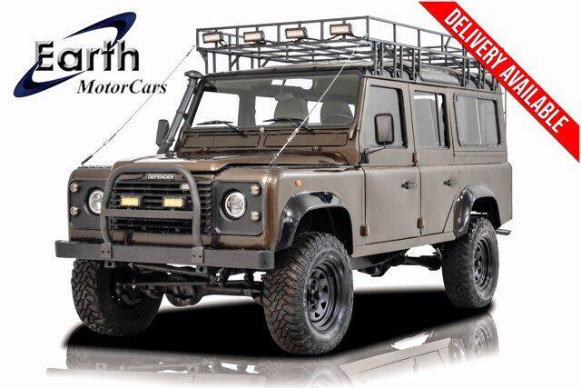 1995 Land Rover Defender for sale in Carrollton, TX