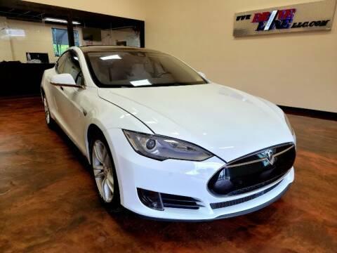 2016 Tesla Model S for sale at Driveline LLC in Jacksonville FL