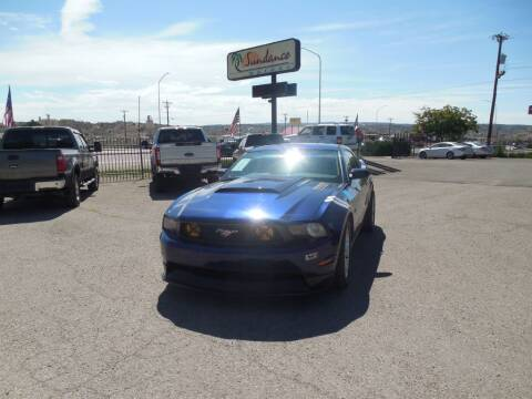 2010 Ford Mustang for sale at Sundance Motors in Gallup NM