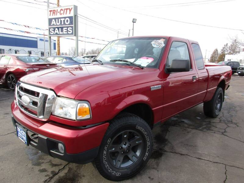 2006 Ford Ranger for sale at TRI CITY AUTO SALES LLC in Menasha WI