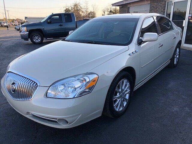 2011 Buick Lucerne for sale at Kasterke Auto Mart Inc in Shawnee OK