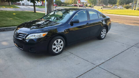 2011 Toyota Camry for sale at West Richland Car Sales in West Richland WA