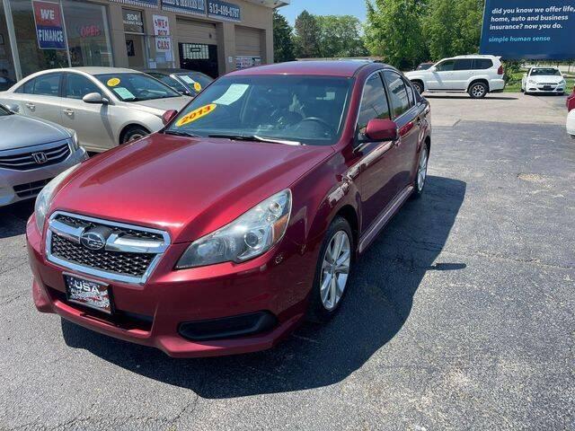 2013 Subaru Legacy for sale in Mason, OH