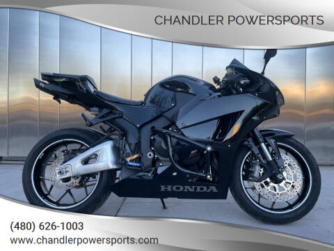 2015 Honda CBR600RR for sale at Chandler Powersports in Chandler AZ