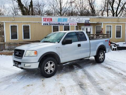 2004 Ford F-150 for sale at Seven and Below Auto Sales, LLC in Rockville MD