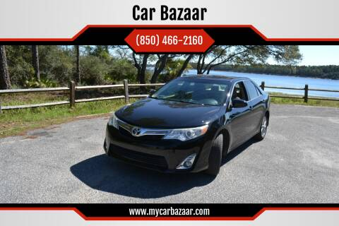 2013 Toyota Camry for sale at Car Bazaar in Pensacola FL