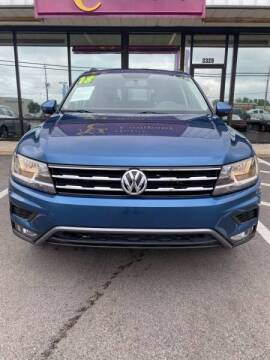 2018 Volkswagen Tiguan for sale at DRIVEhereNOW.com in Greenville NC
