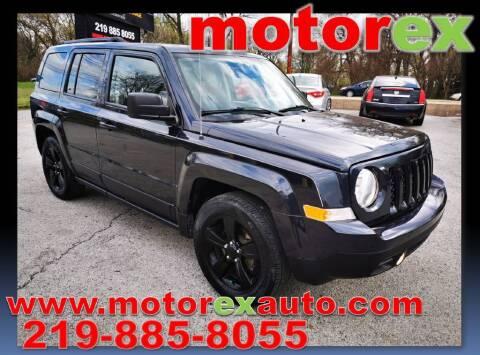 2014 Jeep Patriot for sale at Motorex Auto Sales in Schererville IN