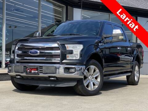 2015 Ford F-150 for sale at Carmel Motors in Indianapolis IN
