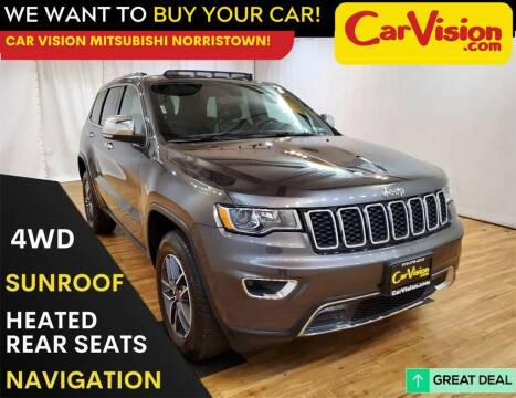 2020 Jeep Grand Cherokee for sale at Car Vision Mitsubishi Norristown in Norristown PA