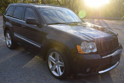 2008 Jeep Grand Cherokee for sale at CAR TRADE in Slatington PA