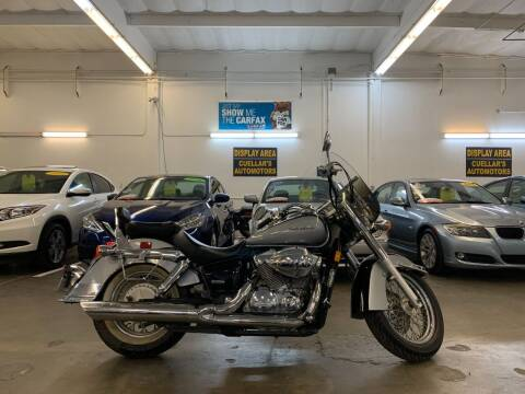 2005 Honda Shadow for sale at Cuellars Automotive in Sacramento CA