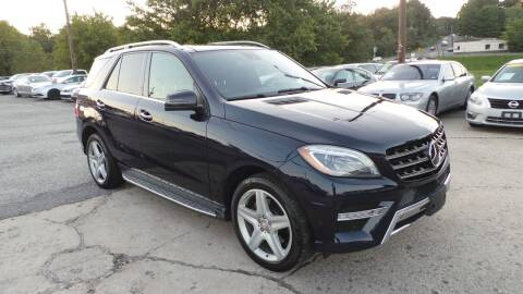 2014 Mercedes-Benz M-Class for sale at Unlimited Auto Sales in Upper Marlboro MD