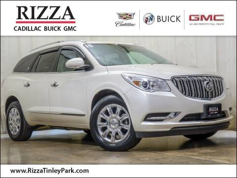 2015 Buick Enclave for sale at Rizza Buick GMC Cadillac in Tinley Park IL