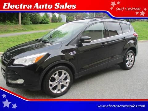 2013 Ford Escape for sale at Electra Auto Sales in Johnston RI
