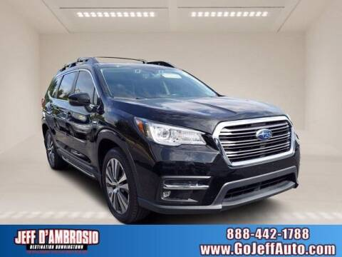 2019 Subaru Ascent for sale at Jeff D'Ambrosio Auto Group in Downingtown PA