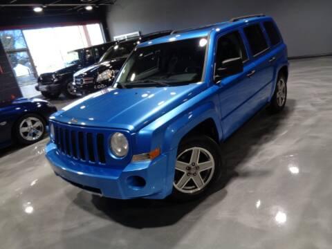 2008 Jeep Patriot for sale at Auto Experts in Utica MI