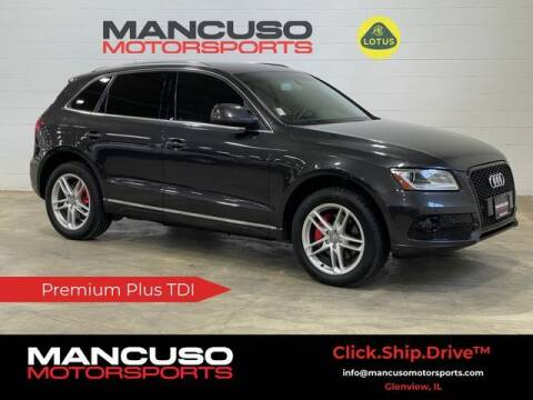 2014 Audi Q5 for sale at Mancuso Motorsports in Glenview IL