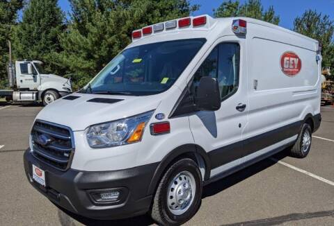2021 Ford Transit Cargo for sale at Global Emergency Vehicles Inc in Levittown PA