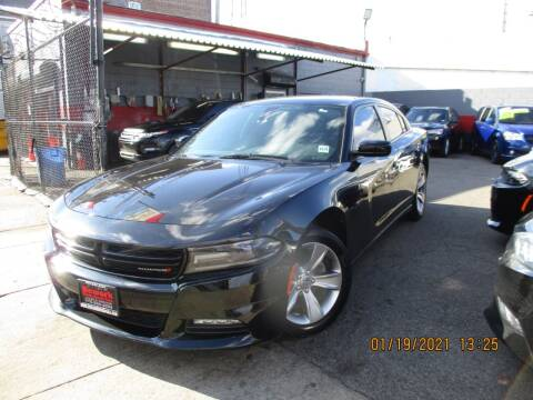 2016 Dodge Charger for sale at Newark Auto Sports Co. in Newark NJ