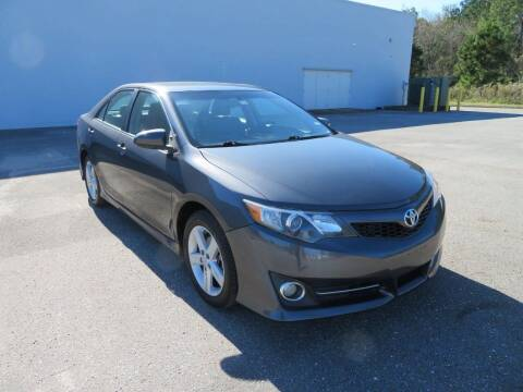 2012 Toyota Camry for sale at Access Motors Co in Mobile AL