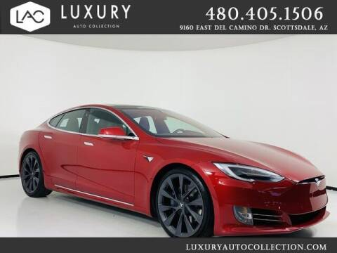 2018 Tesla Model S for sale at Luxury Auto Collection in Scottsdale AZ