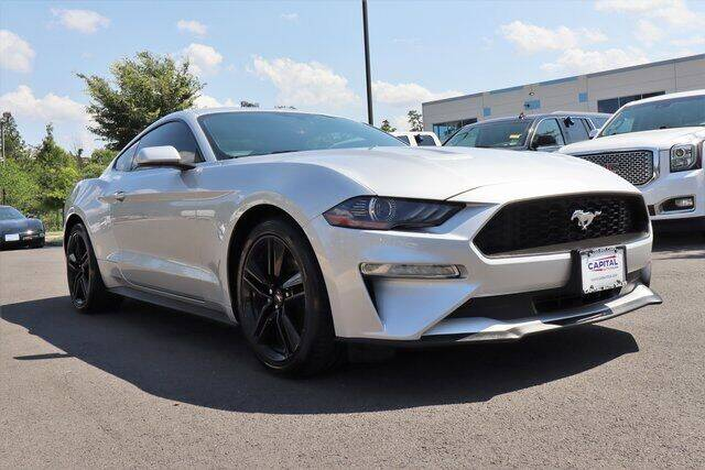 2018 Ford Mustang for sale in Chantilly, VA