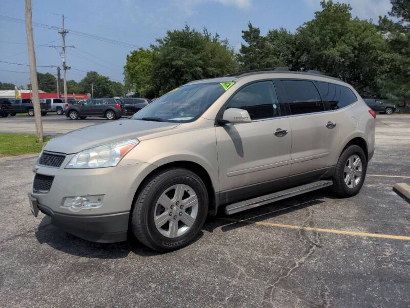 2011 Chevrolet Traverse for sale at Towell & Sons Auto Sales in Manila AR