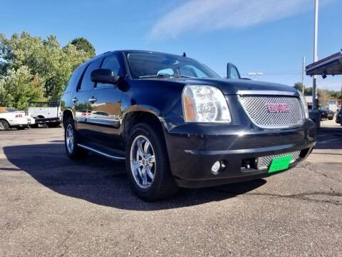 2007 GMC Yukon for sale at Geareys Auto Sales of Sioux Falls, LLC in Sioux Falls SD