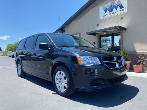 2014 Dodge Grand Caravan for sale at Western Mountain Bus & Auto Sales in Nampa ID