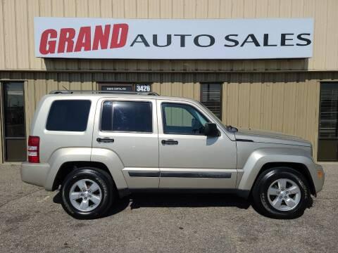2010 Jeep Liberty for sale at GRAND AUTO SALES in Grand Island NE