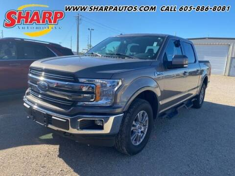 2018 Ford F-150 for sale at Sharp Automotive in Watertown SD