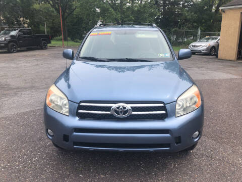 2006 Toyota RAV4 for sale at Barry's Auto Sales in Pottstown PA