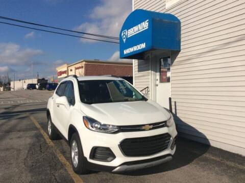 2018 Chevrolet Trax for sale at Browning Chevrolet in Eminence KY