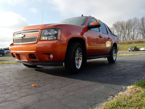 2007 Chevrolet Avalanche for sale at Sinclair Auto Inc. in Pendleton IN